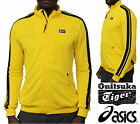 Asics Onitsuka Tiger Mexico 66 Track Jacket Retro Kill Bill Style Tracksuit Tops
