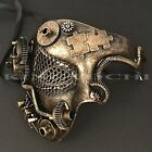 Steampunk Modern Design Phantom Style Costume Party Mask