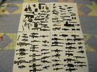 GI JOE  Weapons Accessories Lot