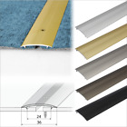 3m  Carpet Cover Strip, Profile,Door Bar Trim - Gold/Silver/Shampagne/Black