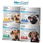NEXGARD - Flea & Tick Protection by Simple Tasty Chews for Dogs (6-pack)-SYD Sto