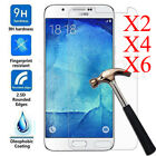 6Pcs Tempered Glass 9H Film Screen Protector For Samsung Galaxy J1 2 3 5 7 2017