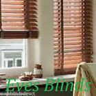 MADE TO MEASURE BURNISHED DARK OAK WOODEN BLIND 35MM WITH TAPES REAL WOOD
