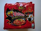 Внешний вид - 1, 2, 5 packs Samyang 2X Spicy Hot Chicken Korean Ramen Fire Noodle Challenge