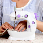 UK Mini Dual Speed Singer 12 Stitches Electric Househeld Handheld sewing Machine