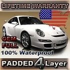 [CCT] 4 Layer Weather/Waterproof Full Car Cover For Ford Thunderbird 2002-2005