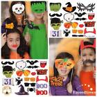 Photo Booth DIY Mask Mustache Stick Props Wedding Birthday Christmas Party