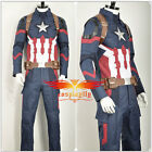 Captain America Steve Roger Cosplay Costume Just Include Pants Custom Size