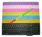 Keyboard Cover Skin Protector for Lenovo Thinkpad T570 P51 P71