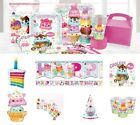 Num Noms Tea Party Birthday Tableware Cake Party Plates Cups Napkins Loot