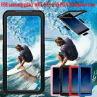 For Samsung Galaxy Note 8 Waterproof Shockproof 360° Full Hard Case Cover