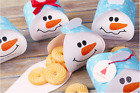 Snowman Gift Boxes Merry Christmas 2017 Sweet or Cake Boxes Christmas Gifts