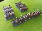 1/72 Painted Napoleonic Austrian Dragoons and Chevau legers