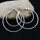 Fashion Women 925 Sterling Silver Dangle Hoop Earrings Charm Gift Jewelry <br/> various style for choose, best price,high quality