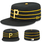 New Era MLB Authentic PITTSBURGH PIRATES Kids Youth Hat 59FIFTY Fitted Cap