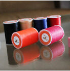 Professional 3 Strands Waxed Lined Thread 0.45mm 148M hand sewing leathercraft