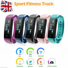 Bluetooth Smart Watch ID115 Wristband Bracelet Pedometer Sport Fitness Tracker