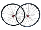 Disc Wheels Cyclocross 24mm Depth Clincher Road Bike Cycle Racing Carbon Wheels