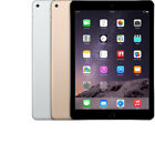Apple iPad Air 2 Tablet, A1566/A1567, 16/32/64/128GB, Sim Free , 9.7-inch Retina