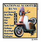 NATIONAL SCOOTER RALLY PATCHES 2003 SCOOTER BOYS MODS