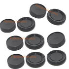 Lens Rear Caps and Body Cap for Minolta MD MC Rokkor Lens & Camera US Seller