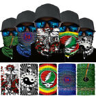 US Fishing Face Mask Neck Gaiter Balaclava Sports Headwear Bandana Reggae Scarf