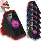 Samsung Galaxy Note 4/ s5 Sports Running Jogging Gym Armband Case Cover Holder