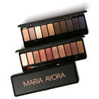 10 Colors Eye Shadow Palette Eyeshadow Makeup Kit Set Make Up Professional Box