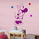 Disney Minnie Mouse reusable STENCIL for kids room interior decor / Not a decal
