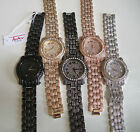 Men's Hip Hop Iced out  Techno Pave Bling Simulated Diamond Rapper Fashion Watch