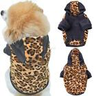 USA Pet Dog Cat Puppy Sweater Hoodie Coat For Small Puppy Warm Costume Apparel