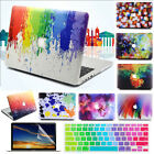 """3in1 Multi-Color Colorful Matte Case for MacBook AIR PRO 11"""" 13"""" 15"""" Touch Bar"""