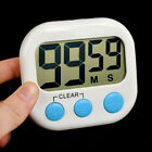 Внешний вид - Large LCD Digital Kitchen Cooking Timer Count Down Up Clock Loud Alarm Magnetic