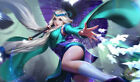 Mage Kagura Keyboard Mouse Pad Play Mat Mobile Game Playmat for Mobile Legends