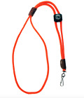 Mendota Products Whistle Lanyard Single with Compass