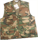 Camotex Force Gilet reporter camouflage