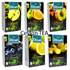 Flavoured TEA Collection Select Between 10 Flavors 30g Net - 20 Tea Bags Pack