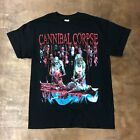 Cannibal Corpse Butchered At Birth Shirt Thrash Death Metal Meshuggah