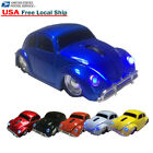 VW Classic Beetle Car wireless Mouse Optical 2.4Ghz Computer Mice + USB Receiver