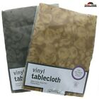 Fruits Tablecloth Vinyl Flannel Back Various Colors  Sizes NEW