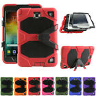 "New ""waterproof""case For Ipad 2/3/4 Mini 1/2/3 Shockproof Heavy Duty Cover Stand"