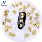 Top Nail 1 Wheel Nail Art Acrylic Multi-Color Rhinestone Manicures