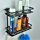 Bathroom Shelf Shower Caddy Shelf Wall Corner Bath Storage Holder Organizer Rack
