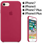 NEW BOXED Silicone Case Cover for IPhone 8 IPhone 7 IPhone 8 Plus IPhone 7 Plus
