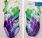 FLUTTER LYCRA LEOTARD / LEOTARDS  AGES 7 - 13  SIZE 28 30 and 32 ONLY