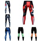 Men's Sports Apparel Skin Tights Compression Base Under Layer Workout Pant New