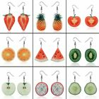 Fashion Delicious Fruit Dangle Earrings Hook Womens Ladies Party Jewelry Gift