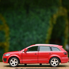 1:36 Audi Q7 Zinc Alloy Diecast Car Model Children Toy Vehicle Gift Collection