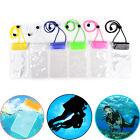 1PC Mobile Phone Waterproof Bag Case Underwater Pouch Bag Pack Dry Case Cover ES