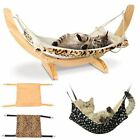 Внешний вид - Warm Cat Hammock Fur Bed Hanging Cat Cage Ferret Rest House Soft Pets Supplies